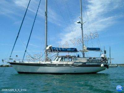 Siltala - Nauticat , Nauticat Pilot house ketch 52 , Sailing Yacht , second ...